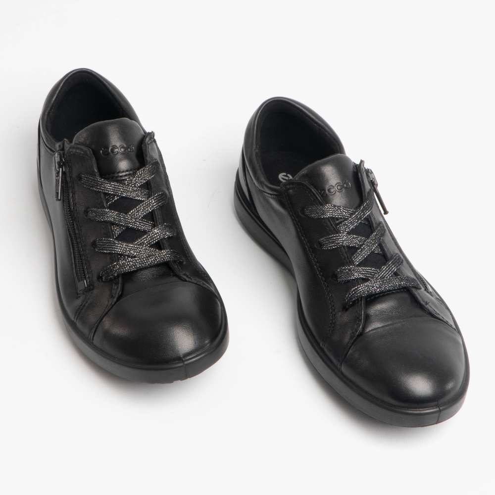 ECCO ELLI LACE Girls Lace Up Leather