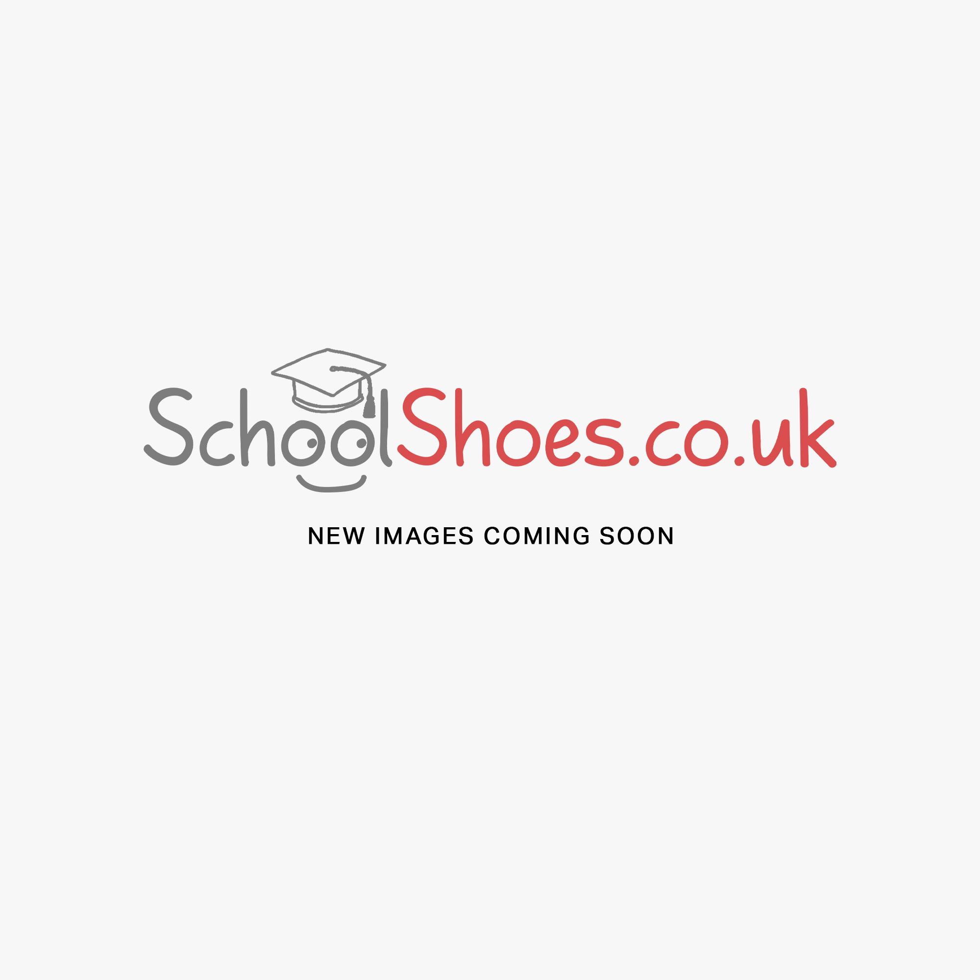 Hush Puppies Girls/' Kiera Non Patent Jnr School Uniform Shoe